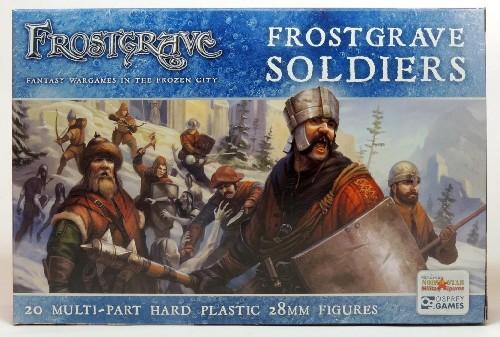 Soldat de Frostgrave